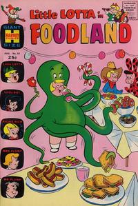Cover Thumbnail for Little Lotta Foodland (Harvey, 1963 series) #27