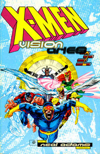 Cover Thumbnail for X-Men: Visionaries 2: The Neal Adams Collection (Marvel, 1996 series)  [First printing]