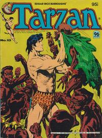 Cover Thumbnail for Edgar Rice Burroughs' Tarzan (K. G. Murray, 1980 series) #13