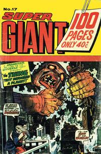 Cover Thumbnail for Super Giant (K. G. Murray, 1973 series) #17