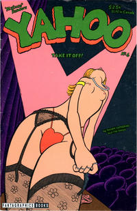 Cover Thumbnail for Yahoo (Fantagraphics, 1988 series) #6