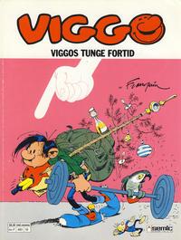 Cover Thumbnail for Viggo (Semic, 1986 series) #16 - Viggos tunge fortid [1. opplag]