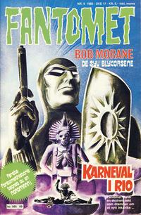 Cover Thumbnail for Fantomet (Semic, 1976 series) #9/1980