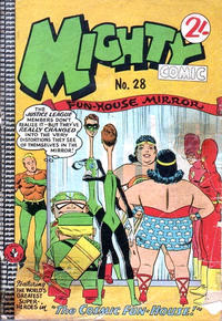 Cover Thumbnail for Mighty Comic (K. G. Murray, 1960 series) #28