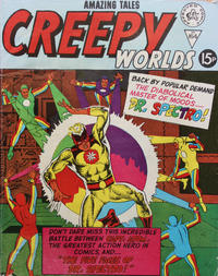 Cover Thumbnail for Creepy Worlds (Alan Class, 1962 series) #164