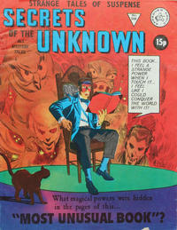 Cover Thumbnail for Secrets of the Unknown (Alan Class, 1962 series) #168