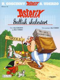Cover Thumbnail for Asterix (Hjemmet / Egmont, 1998 series) #32 - Gallisk skolestart