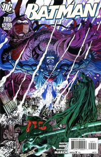 Cover Thumbnail for Batman (DC, 1940 series) #709
