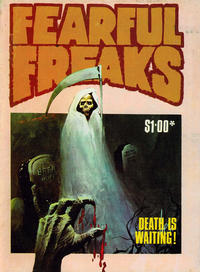 Cover Thumbnail for Fearful Freaks (Gredown, 1982 series) #[nn]