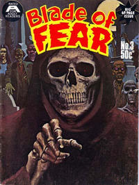 Cover Thumbnail for Blade of Fear (Gredown, 1976 series) #3