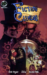 Cover for Fiction Clemens (Ape Entertainment, 2008 series) #3