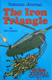 Cover Thumbnail for Vietnam Journal: The Iron Triangle (Apple Press, 1993 series) #[nn]