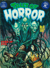 Cover Thumbnail for Tales of Horror (Gredown, 1975 series) #8
