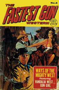 Cover Thumbnail for The Fastest Gun Western (K. G. Murray, 1972 series) #2
