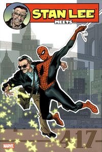 Cover Thumbnail for Stan Lee Meets (Marvel, 2007 series)