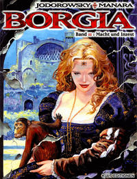 Cover Thumbnail for Borgia (Kult Editionen, 2006 series) #2
