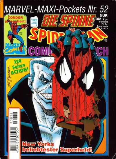Cover for Marvel-Maxi-Pockets (Condor, 1980 series) #52