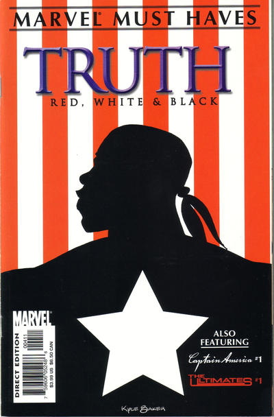 Cover for Marvel Must Haves (Marvel, 2001 series) #4