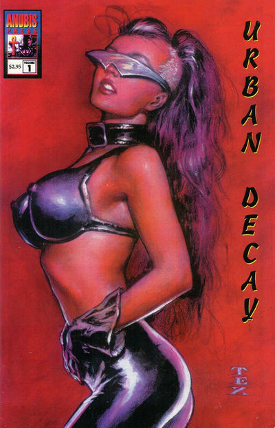Cover for Urban Decay (Anubis Press, 1994 series) #1
