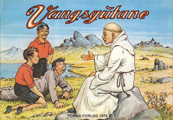 Cover for Vangsgutane (Fonna Forlag, 1941 series) #1978