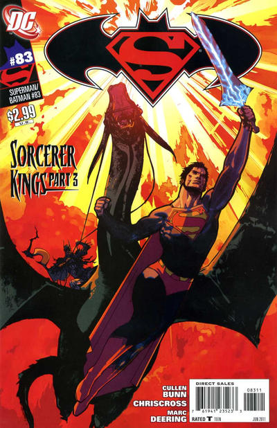 Cover for Superman / Batman (DC, 2003 series) #83