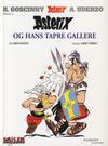 Cover for Asterix [Seriesamlerklubben] (Hjemmet / Egmont, 1998 series) #1 - Asterix og hans tapre gallere