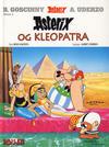 Cover for Asterix [Seriesamlerklubben] (Hjemmet / Egmont, 1998 series) #2 - Asterix og Kleopatra