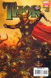 Cover Thumbnail for Thor (2007 series) #1 [Variant Cover]