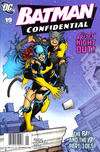 Cover Thumbnail for Batman Confidential (2007 series) #19 [Newsstand]