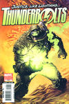 Cover for Thunderbolts (Marvel, 2006 series) #114 [Clayton Crain Variant]