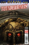 Cover for Thunderbolts (Marvel, 2006 series) #145 [Second Printing]