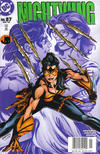 Cover for Nightwing (DC, 1996 series) #87 [Newsstand]