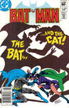 Cover for Batman (DC, 1940 series) #355 [Newsstand]