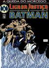 Cover for Liga da Justiça e Batman (Editora Abril, 1994 series) #1
