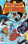 Cover for Batman and the Outsiders (DC, 1983 series) #6 [Newsstand]