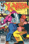 Cover Thumbnail for The Uncanny X-Men (1981 series) #183 [Newsstand Edition]