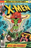 Cover Thumbnail for The X-Men (1963 series) #101 [British]