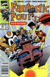 Cover Thumbnail for Fantastic Four (1961 series) #337 [Newsstand Edition]