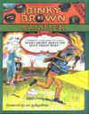 Cover for Justin Green's Binky Brown Sampler (Last Gasp, 1995 series)