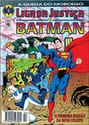 Cover for Liga da Justiça e Batman (Editora Abril, 1994 series) #2