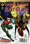 Cover for Liga da Justiça e Batman (Editora Abril, 1994 series) #3