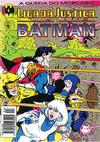 Cover for Liga da Justiça e Batman (Editora Abril, 1994 series) #4