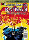Cover for Liga da Justiça e Batman (Editora Abril, 1994 series) #7