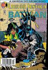 Cover for Liga da Justiça e Batman (Editora Abril, 1994 series) #10