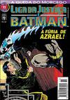 Cover for Liga da Justiça e Batman (Editora Abril, 1994 series) #11