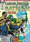 Cover for Liga da Justiça e Batman (Editora Abril, 1994 series) #14