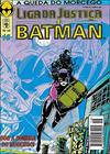 Cover for Liga da Justiça e Batman (Editora Abril, 1994 series) #16