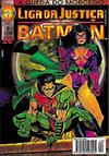 Cover for Liga da Justiça e Batman (Editora Abril, 1994 series) #20