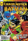 Cover for Liga da Justiça e Batman (Editora Abril, 1994 series) #21