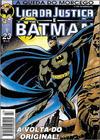 Cover for Liga da Justiça e Batman (Editora Abril, 1994 series) #23
